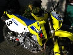 Motorzadel DRZ 400