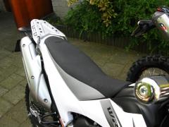 Motorzadel Yamaha WR 250