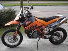 Motorzadel KTM SE 950 R