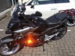 RayZ Buddyseat Motorzadel Honda NC700