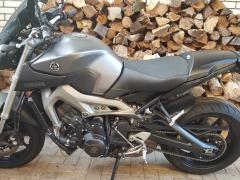Yamaha MT 09 RayZ Buddyseat Motorzadel