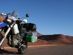 Buddyseat Motorzadel RayZ TTR 600 in de USA Sander