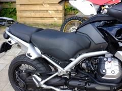 Buddyseat Motorzadel RayZ Moto Guzzi Stelvio