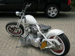 Buddyseat Motorzadel