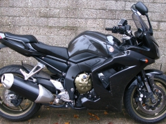 Buddyseat Motorzadel RayZ Yamaha FZ 1