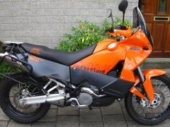 Motorzadel KTM 990 Adventure