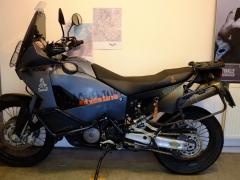 RayZ Buddyseat Motorzadel KTM