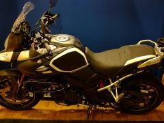 RayZ Buddyseat Motorzadel VStrom 1000