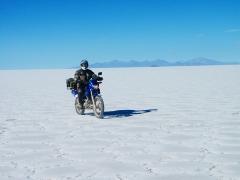 Salar Uyni , Bolivia